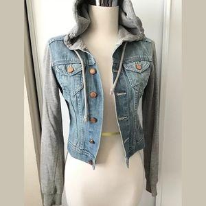 H&M Jean Jacket Size 2